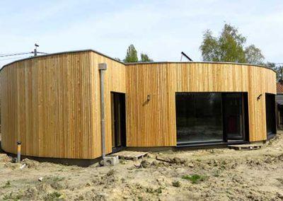 Maison passive à Millonfosse (59)