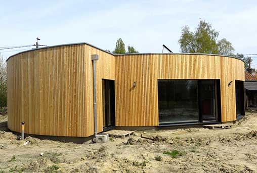Les Ecoconstructeurs - Maison individuelle