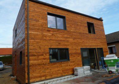 Maison BBC Paille à Sailly-en-Ostrevent (62)