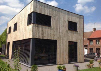 Maison passive à Wervicq (59)